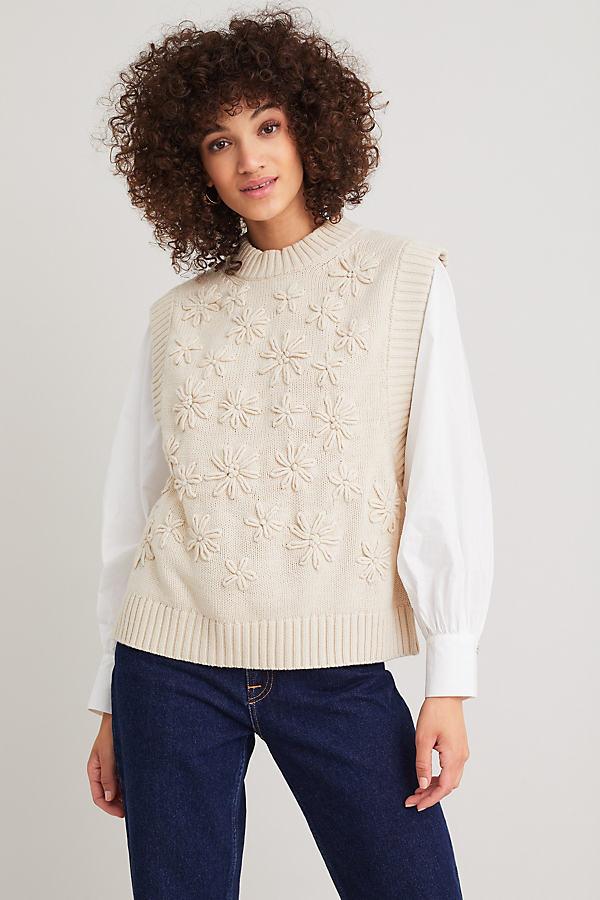 Selected Femme Fia Knitted Vest
