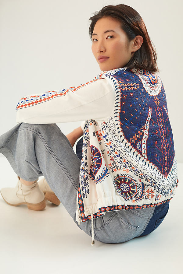 Frontier Embroidered Jacket