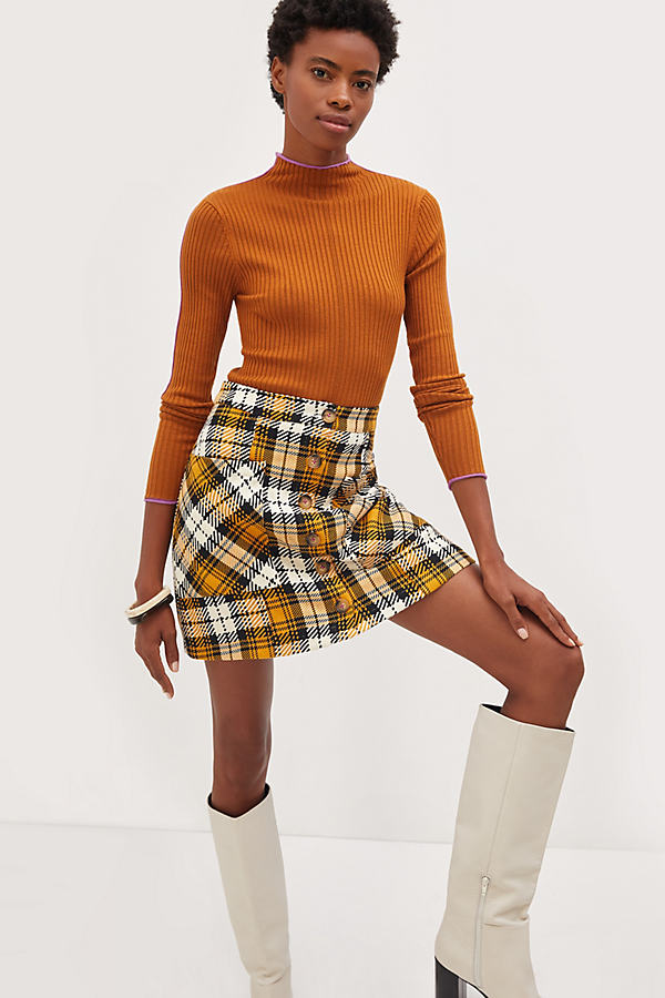 Maeve Mini Skirt