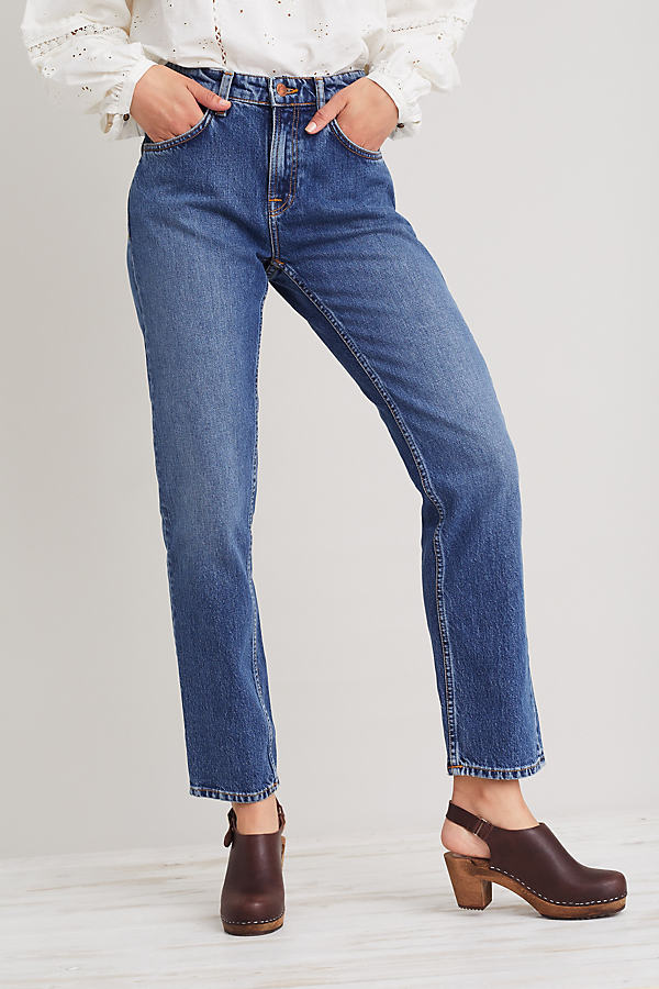 Nudie Jeans Straight Sally Jeans