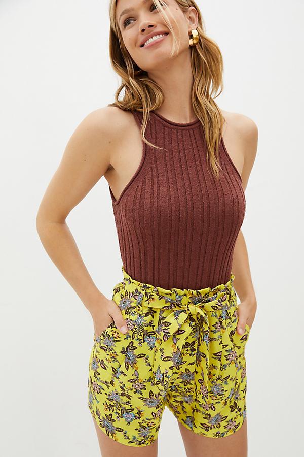 Laverna Print Shorts