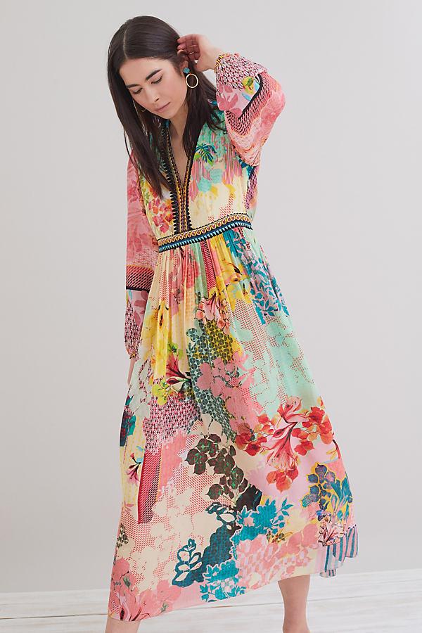 Bhanuni by Jyoti Ronika Maxi Dress