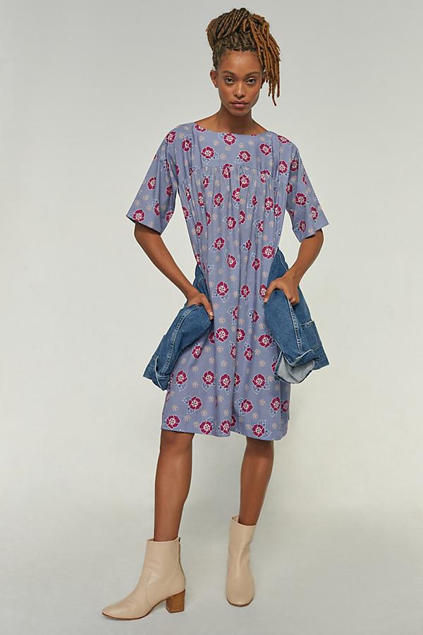 Carleen Floral Tunic Dress