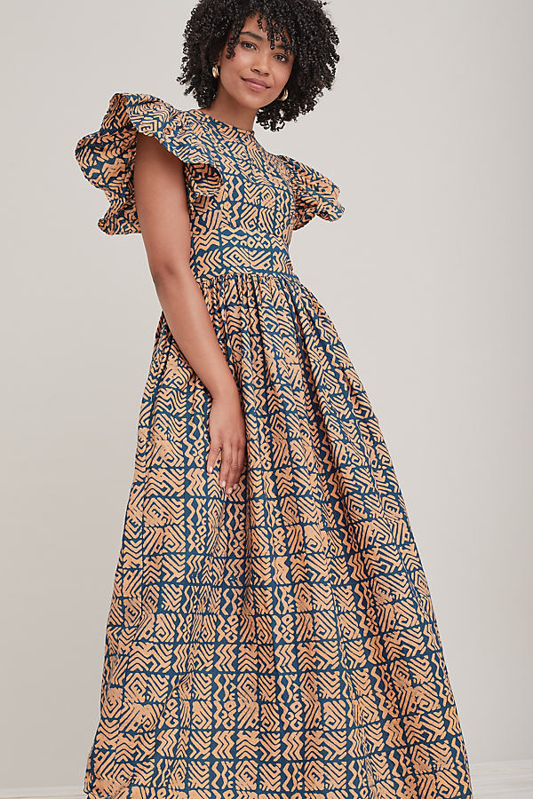 SIKA Luna Maxi Dress