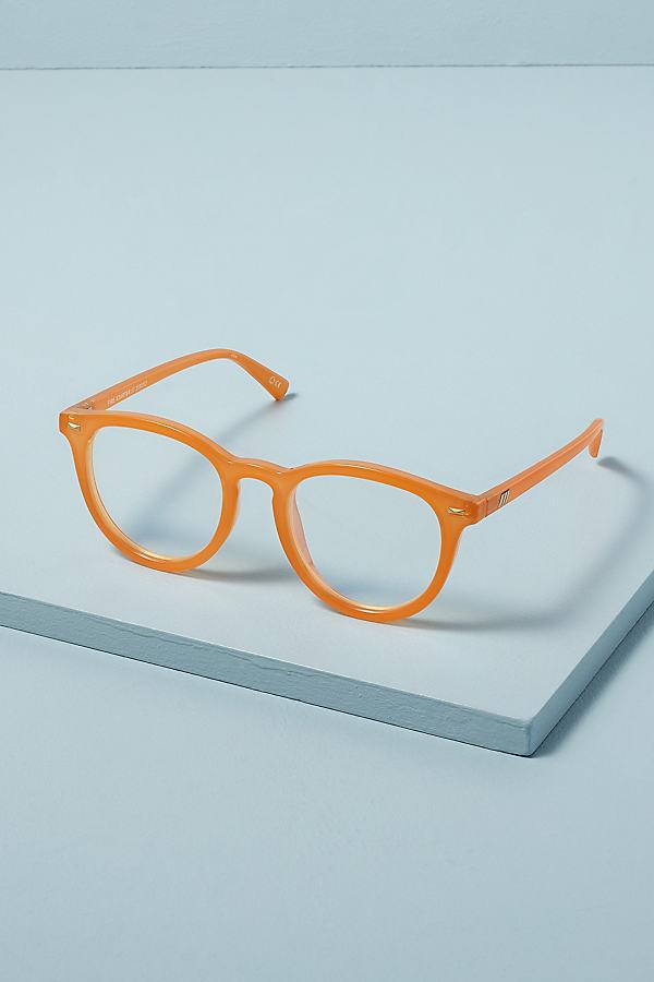 Fire Starter Blue Light Glasses - Le Specs - Modalova