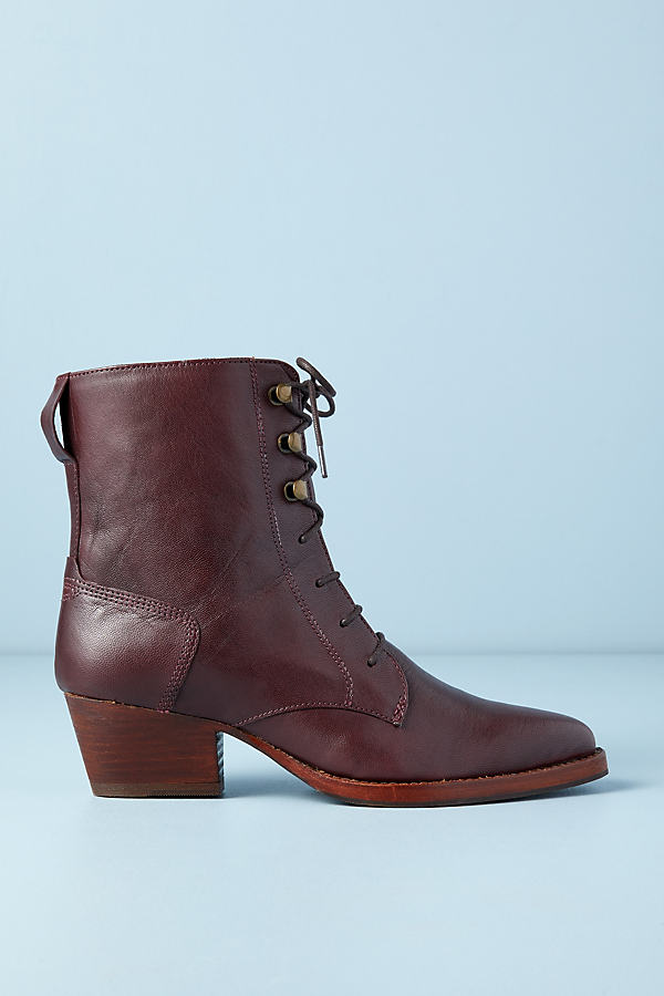 Hudson London Lani Lace-Up Boots - Hudson London - Modalova