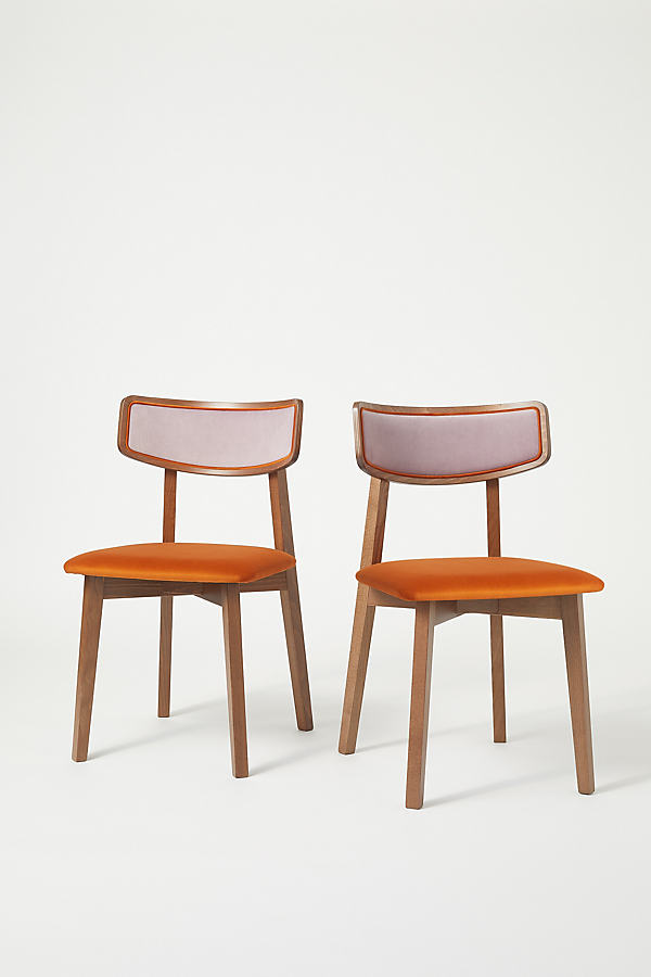Set of 2 Amy Chairs
