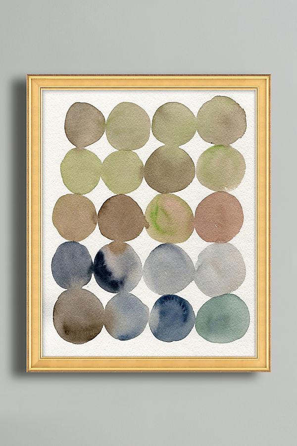 Earth Discs Wall Art