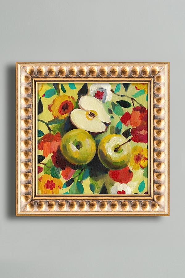 Green Apples Wall Art