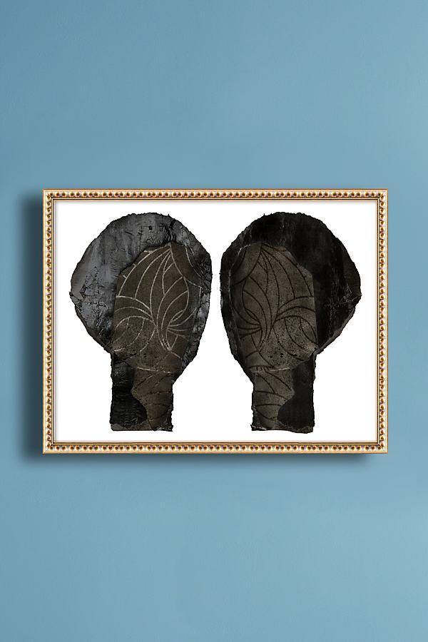 Two Heads Wall Art