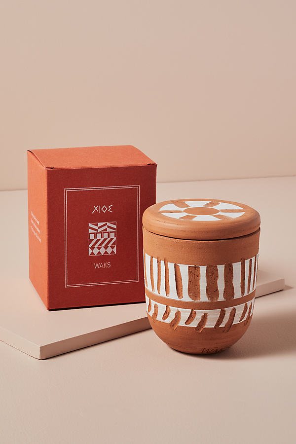 WAKS Chios Scented Candle