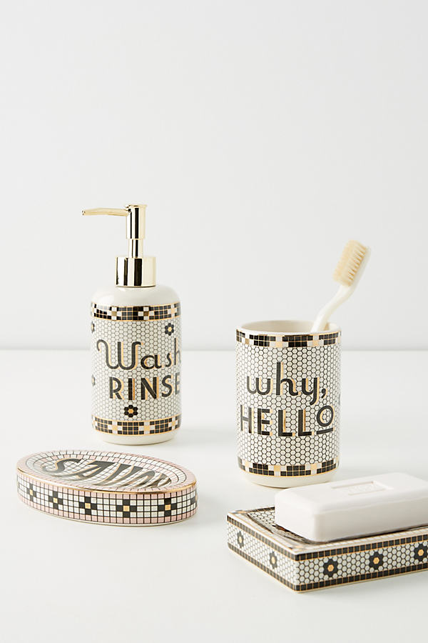 Bistro Bath Collection