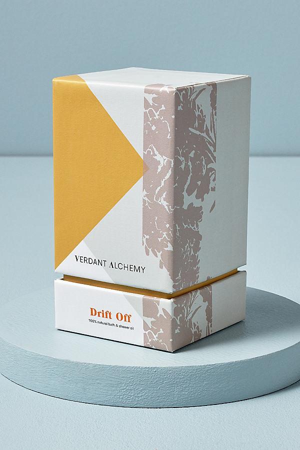 Verdant Alchemy Drift Off Bath Oil