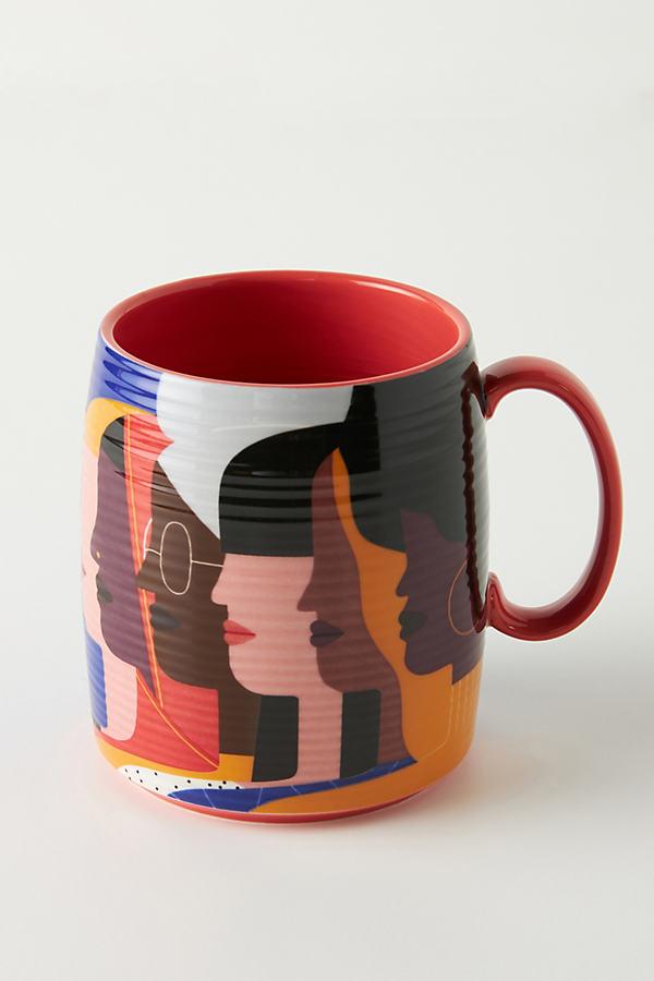 Audrey Lee Year of Women Mug