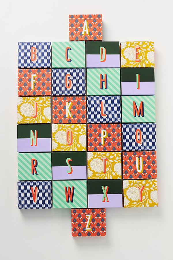 Pencil & Paper Co. Monogram Boxed Card Set
