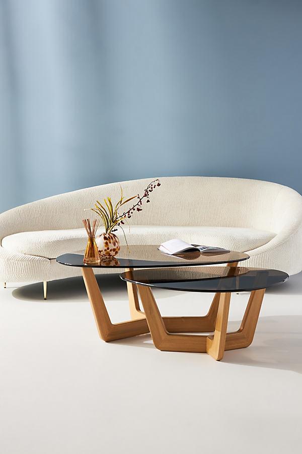 Audrey Nesting Coffee Table Set