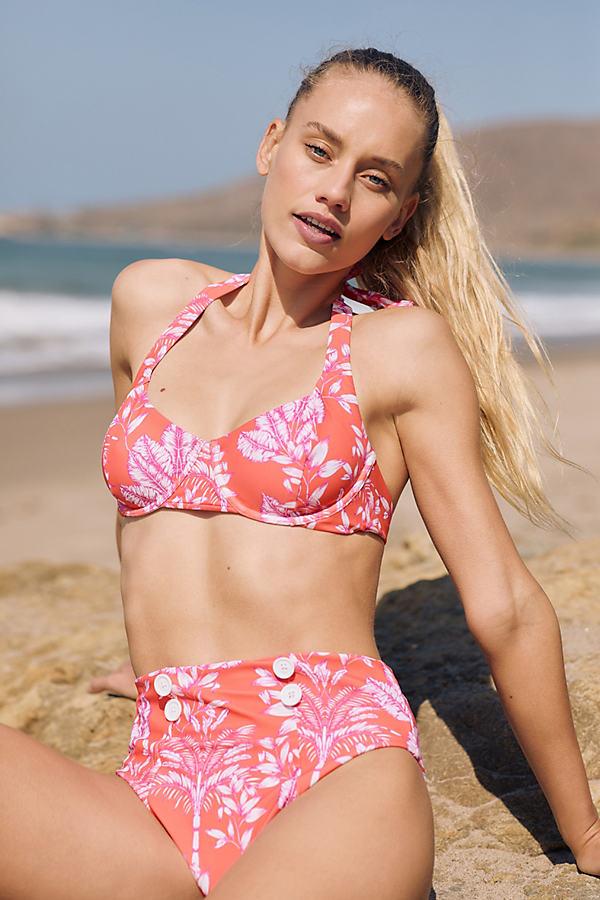 Maeve Palms Bikini Top